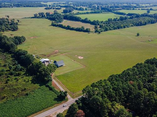 Honoraville Road Farm : Greenville : Butler County : Alabama
