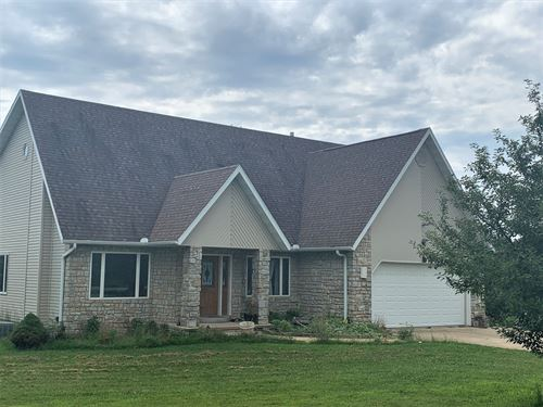 Home And Land For Sale Southern Mo : Mountain Grove : Wright County : Missouri