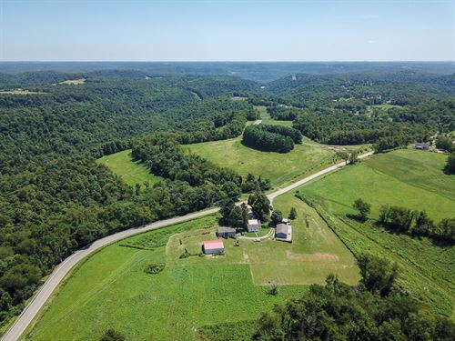 Cr 47 Tract 1, 127 Acres : Toronto : Jefferson County : Ohio
