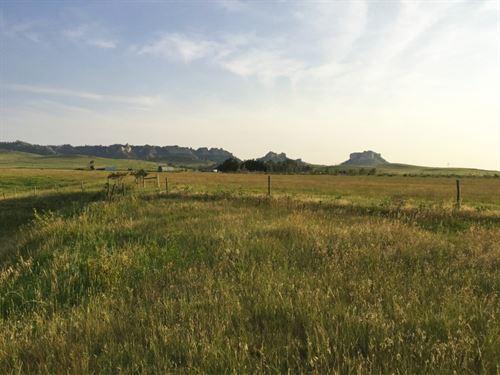 Crown Butte Ranch : Crawford : Dawes County : Nebraska
