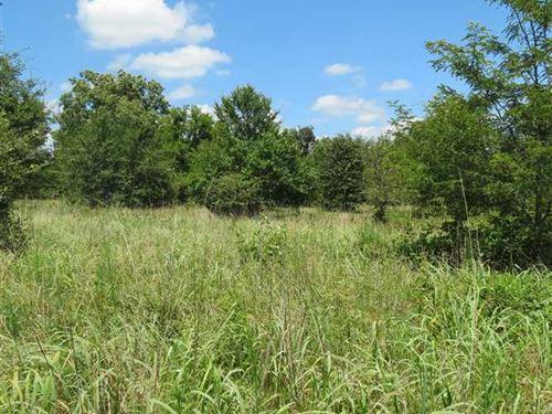 Developmental Acreage For Sale In : Rattan : Pushmataha County : Oklahoma