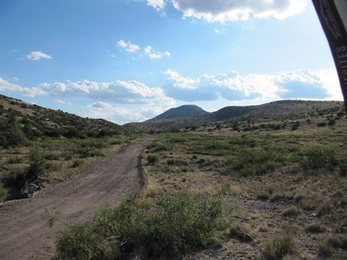 Quiet, Beautiful Private : Hillsboro : Sierra County : New Mexico