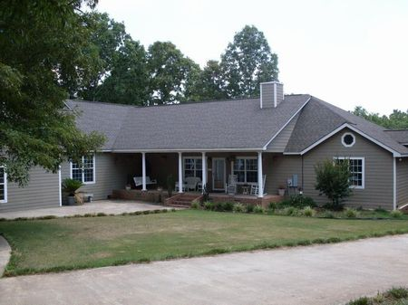 Home On 25.858 Acres : Hogansville : Troup County : Georgia