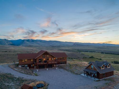 North Fork Estate : Lander : Fremont County : Wyoming