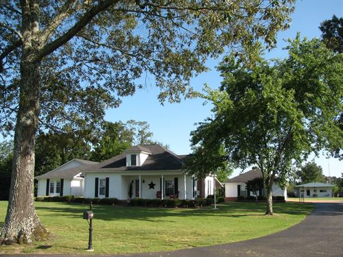 Country Home 10 Acres Tn, Shop : Stantonville : McNairy County : Tennessee