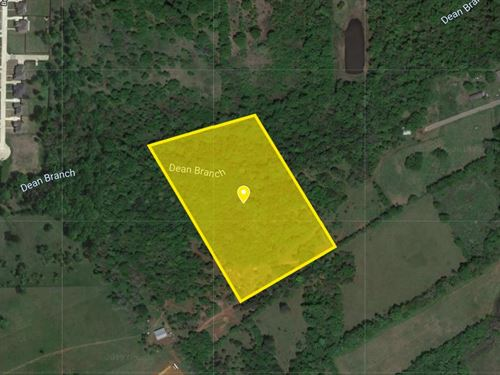 14.21 Acres For Sale In Tyler, Tx : Tyler : Smith County : Texas