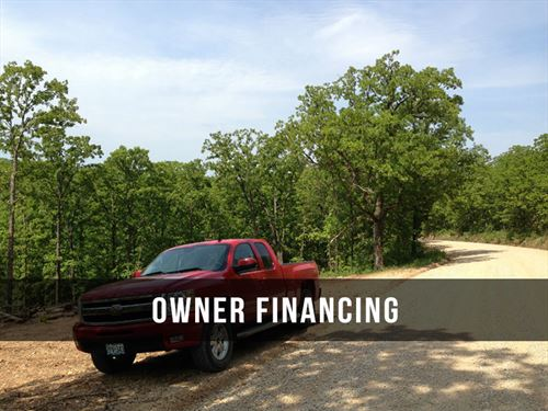 $500 Down On 26 Acres At Lake : Camdenton : Camden County : Missouri