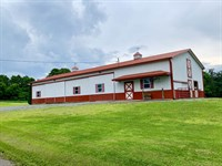 14+/- Country Acres, Pole Building : Millville : Columbia County : Pennsylvania