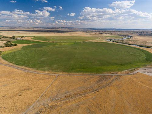 Open At Farm : Casper : Natrona County : Wyoming