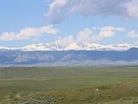 Longs Crazy Woman Creek Pasture : Buffalo : Johnson County : Wyoming