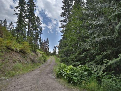 120.93 Acres in Hot Springs, MT : Hot Springs : Sanders County : Montana