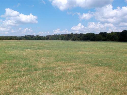 83 Lake Fork Area Acres, Dairy : Yantis : Wood County : Texas