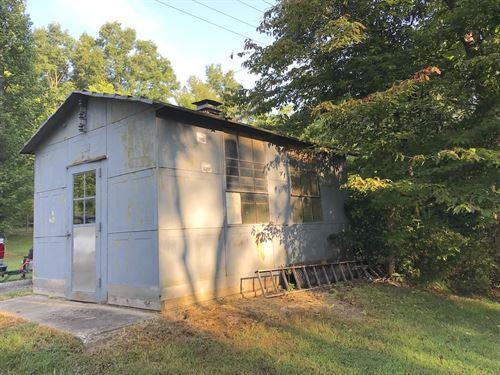 Adelphia Rd, 39 Acres : Wellston : Jackson County : Ohio