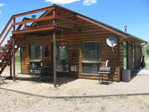 Secluded Hunting Property SW : Dolores : Montezuma County : Colorado