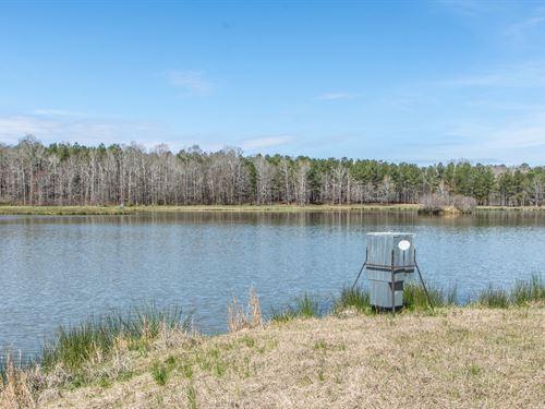 Pioneer Lake Paradise : Sterrett : Shelby County : Alabama