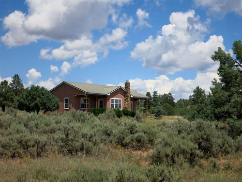Unique Home Guest House South Chama : Rutheron : Rio Arriba County : New Mexico