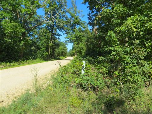 Land For Sale In Mammoth Spring, Ar : Mammoth Spring : Fulton County : Arkansas