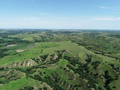 Medicine Creek Ranch : Maywood : Frontier County : Nebraska