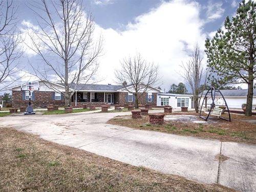 Gorgeous Remodeled Home, 45 Acres : Clinton : Van Buren County : Arkansas
