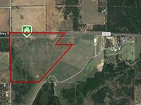 80+ Acres Owner Financing Available : Perrin : Jack County : Texas