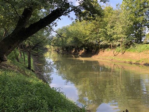 Land For Sale, 72 Acres of Ducks : Brownstown : Jackson County : Indiana