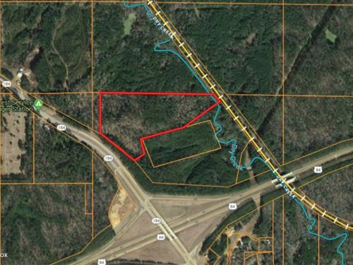 23.4 Acres In Franklin County In Bu : Bude : Franklin County : Mississippi