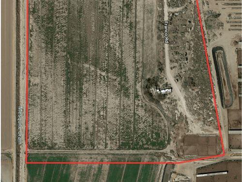 Farm Land, Homesite Electricity : Vado : Dona Ana County : New Mexico