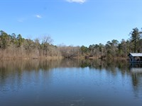 6 Acres Of Ponds On Fantastic Tract : Knoxville : Crawford County : Georgia