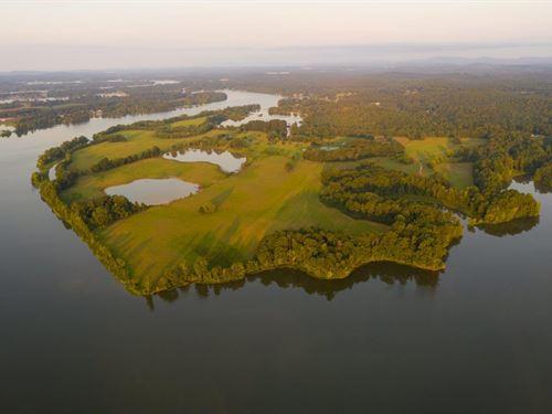 Lake Front Farm : Riverside : Saint Clair County : Alabama