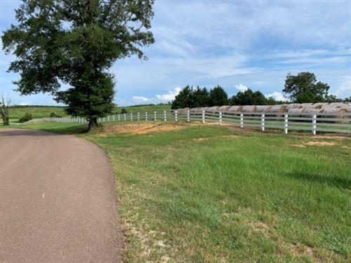 800 Acres In Lafayette County In Et : Etta : Lafayette County : Mississippi