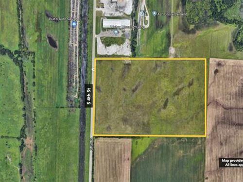 58.40 Acres of Vacant, Unimpr : Van Buren : Crawford County : Arkansas