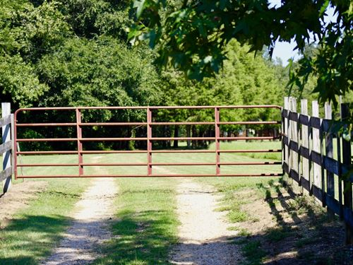 Home With Acreage Greene County, AL : Ralph : Greene County : Alabama