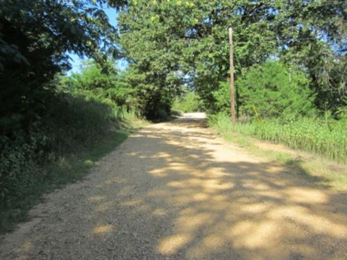 33.66 Acres In Pontotoc County : Pontotoc : Mississippi
