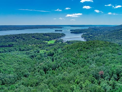 317 Acres In Grant With Lake Views : Grant : Marshall County : Alabama