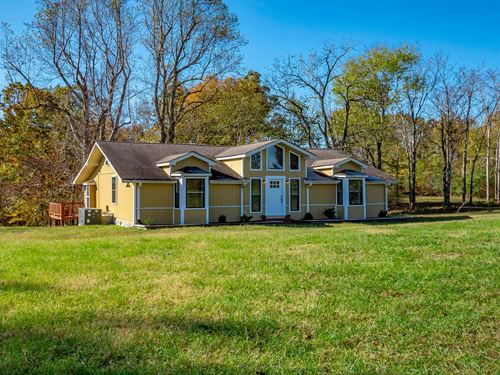 Middle Tennessee Country Home 21 : Primm Springs : Williamson County : Tennessee
