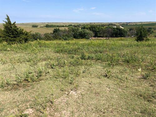 Turkey Creek Acreage : Elwood : Gosper County : Nebraska