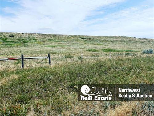 Zortman MT Lot 8 21.22 Acres : Zortman : Phillips County : Montana