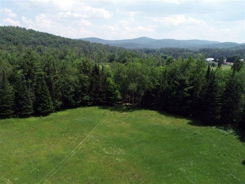 Hemlock Hill : West Fairlee : Orange County : Vermont