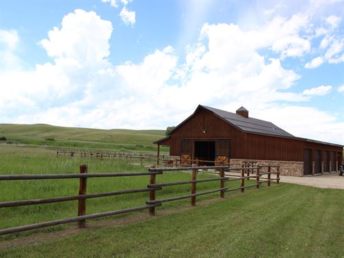 Silver Spur Ranch, Red Lodge, Mt : Red Lodge : Carbon County : Montana