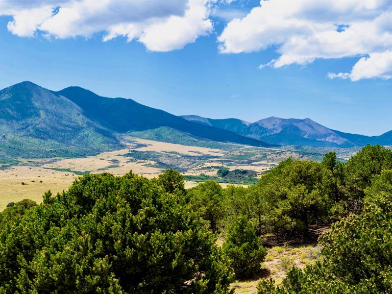 For Sale By Owner Colorado >> Ranch By Mountains Public Land Ranch For Sale By Owner Walsenburg Huerfano County Colorado