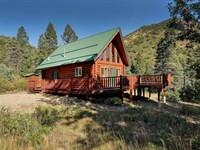 4411028, 840 Sf Cabin : Howard : Fremont County : Colorado