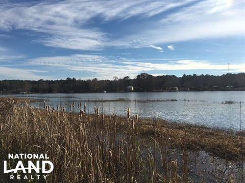 Pinedale Lake Home Sites : Ashville : Saint Clair County : Alabama