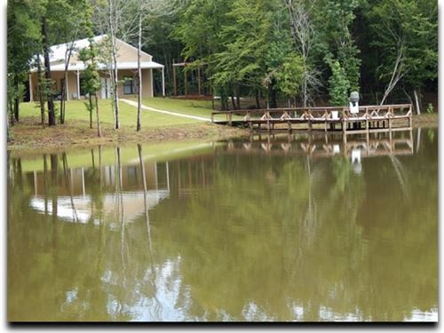 60 Acres With A Home In Leake Count : Carthage : Leake County : Mississippi