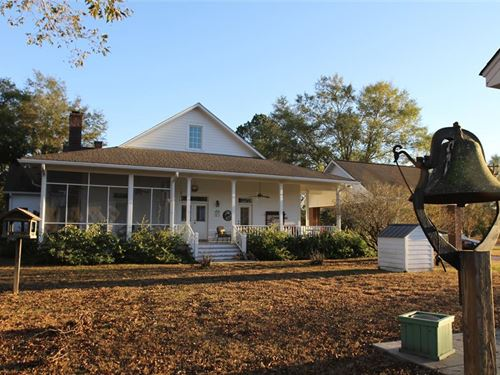 Charming Country Home In Dallas Co : Tyler : Dallas County : Alabama