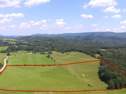 Magnificent 30 Acres : Catawba : Roanoke County : Virginia