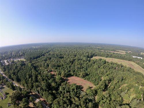 Prime Development Land In Auburn AL : Auburn : Lee County : Alabama