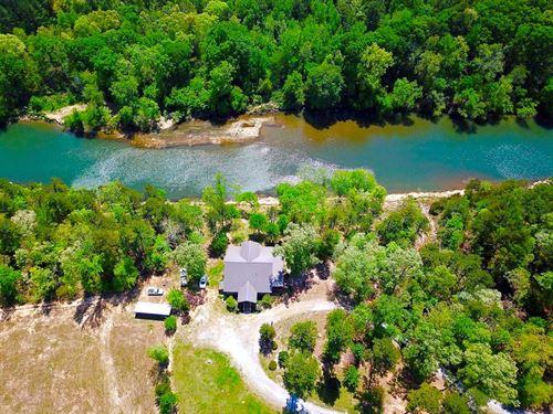 Ouachita Riverfront Farm, Mountain : Oden : Montgomery County : Arkansas
