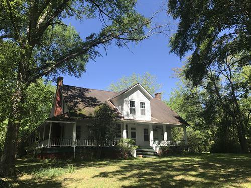 Antebellum Home With Land : Vicksburg : Warren County : Mississippi