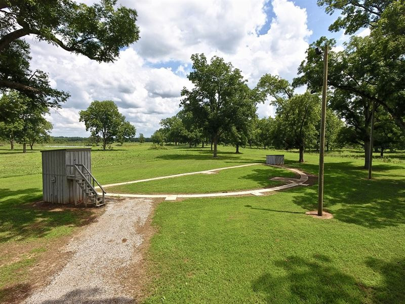 Recreational Hunting Properties : Cloutierville : Natchitoches Parish : Louisiana