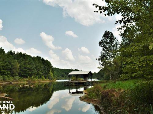 Crisstown Lake Recreation And Devel : Vance : Tuscaloosa County : Alabama